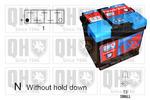 Akumulator QUINTON HAZELL QBT0433 QUINTON HAZELL QBT0433