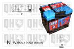 Akumulator QUINTON HAZELL QBT0543 QUINTON HAZELL QBT0543