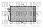 Chłodnica klimatyzacji - skraplacz QUINTON HAZELL QCN413 QUINTON HAZELL QCN413