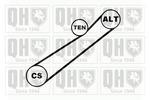 Zestaw paska klinowego wielorowkowego QUINTON HAZELL  QDK14