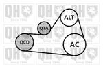 Zestaw paska klinowego wielorowkowego QUINTON HAZELL  QDK68-Foto 2