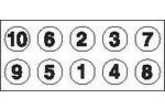 Zestaw śrub głowicy cylindrów GOETZE 22-29098B GOETZE 22-29098B