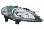 Zestaw reflektora głównego TYC 20-5969-15-20