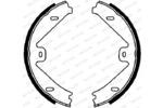Szczęki hamulcowe hamulca postojowego - komplet FERODO FSB4026 FERODO FSB4026