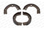Szczęki hamulcowe hamulca postojowego - komplet FERODO FSB4198 FERODO FSB4198
