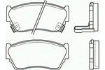 Klocki hamulcowe - komplet BREMBO P 56 027
