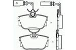 Klocki hamulcowe - komplet BREMBO P 85 059
