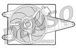 Wentylator chłodnicy silnika DENSO DER13204