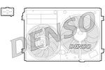 Wentylator chłodnicy silnika DENSO DER32012
