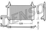 Chłodnica klimatyzacji - skraplacz<br>DENSO<br>DCN0913[...]