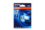 Żarówki W5W Osram Cool Blue Intense W2,1x9,5D 12V 5W (komplet - 2szt.)-Foto 2