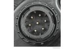 Reflektor HERTH+BUSS ELPARTS  81658205 (Z prawej)