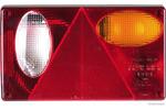 Lampa tylna zespolona HERTH+BUSS ELPARTS  83840845 (Z prawej)-Foto 4