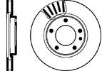 Tarcza hamulcowa MINTEX MDC1200 MINTEX MDC1200