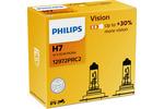 Żarówki H7 Philips Vision PX26D 12V 55W (komplet - 2 szt.)-Foto 3