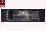 Oświetlenie tablicy rejestracyjnej KLOKKERHOLM 00850850 KLOKKERHOLM 00850850