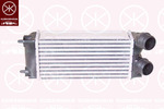 Chłodnica powietrza doładowującego - intercooler KLOKKERHOLM 0539304343 KLOKKERHOLM 0539304343