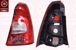 Lampa tylna zespolona KLOKKERHOLM  13010716