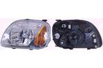 Reflektor KLOKKERHOLM 16080138A1 KLOKKERHOLM 16080138A1