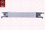 Chłodnica powietrza doładowującego - intercooler KLOKKERHOLM 2024304320 KLOKKERHOLM 2024304320