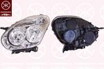 Reflektor KLOKKERHOLM 20430122A1 KLOKKERHOLM 20430122A1