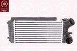 Chłodnica powietrza doładowującego - intercooler KLOKKERHOLM 2535304472 KLOKKERHOLM 2535304472