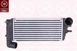 Chłodnica powietrza doładowującego - intercooler KLOKKERHOLM 2536304574 KLOKKERHOLM 2536304574