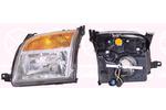 Reflektor KLOKKERHOLM  25760146 (Z prawej)