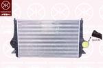 Chłodnica powietrza doładowującego - intercooler KLOKKERHOLM 2584304251 KLOKKERHOLM 2584304251