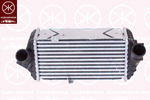 Chłodnica powietrza doładowującego - intercooler KLOKKERHOLM 3268304389 KLOKKERHOLM 3268304389