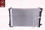 Chłodnica klimatyzacji - skraplacz KLOKKERHOLM 3518305450 KLOKKERHOLM 3518305450
