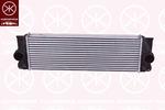 Chłodnica powietrza doładowującego - intercooler KLOKKERHOLM 3547304396 KLOKKERHOLM 3547304396
