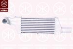 Chłodnica powietrza doładowującego - intercooler KLOKKERHOLM 5023304322 KLOKKERHOLM 5023304322