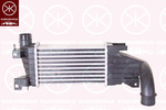 Chłodnica powietrza doładowującego - intercooler KLOKKERHOLM 5052304417 KLOKKERHOLM 5052304417
