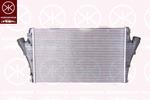 Chłodnica powietrza doładowującego - intercooler KLOKKERHOLM 5078304492 KLOKKERHOLM 5078304492