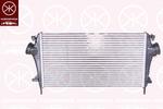 Chłodnica powietrza doładowującego - intercooler KLOKKERHOLM 5079304476 KLOKKERHOLM 5079304476