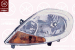 Reflektor KLOKKERHOLM 50890135 KLOKKERHOLM 50890135