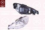 Reflektor KLOKKERHOLM 55070136 KLOKKERHOLM 55070136