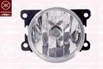 Reflektor przeciwmgłowy - halogen KLOKKERHOLM 55080280 KLOKKERHOLM 55080280