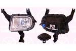 Reflektor przeciwmgłowy - halogen KLOKKERHOLM  55130281 (Z przodu z lewej)