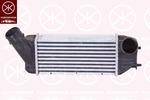 Chłodnica powietrza doładowującego - intercooler KLOKKERHOLM 5514304279 KLOKKERHOLM 5514304279