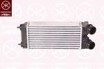 Chłodnica powietrza doładowującego - intercooler KLOKKERHOLM 5519304332 KLOKKERHOLM  5519304332