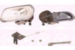 Reflektor przeciwmgłowy - halogen KLOKKERHOLM 55360289 KLOKKERHOLM 55360289