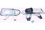 Reflektor przeciwmgłowy - halogen KLOKKERHOLM 55360285A1