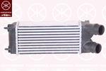 Chłodnica powietrza doładowującego - intercooler KLOKKERHOLM 5562304337 KLOKKERHOLM 5562304337
