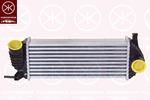 Chłodnica powietrza doładowującego - intercooler KLOKKERHOLM 6062304328 KLOKKERHOLM 6062304328