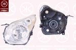 Reflektor KLOKKERHOLM 68090142 KLOKKERHOLM 68090142
