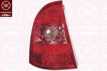 Lampa tylna zespolona KLOKKERHOLM  81160718 (Z prawej)