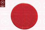 Szkło odblaskowe tylne KLOKKERHOLM  81180790 (z tyłu)