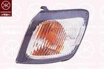 Lampa kierunkowskazu KLOKKERHOLM  81680362 (Z przodu po prawej)